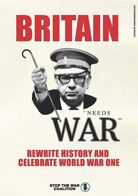 Michael Gove needs war