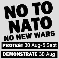 No to Nato