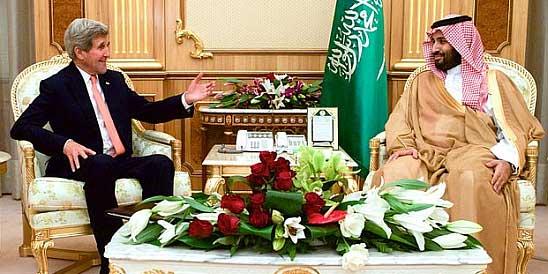 saudi prince john kerry